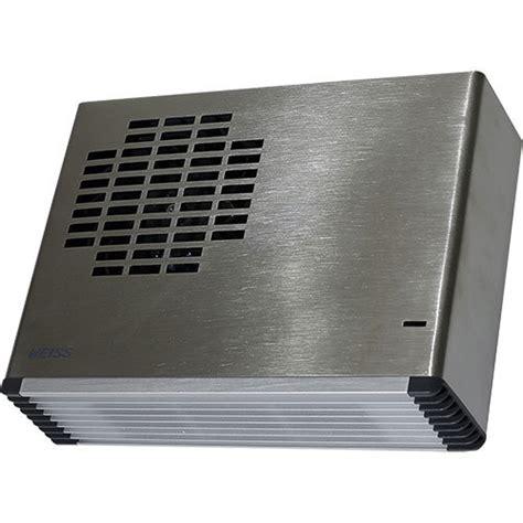 weiss wall mounted fan heater bathroom heaters mitre 10