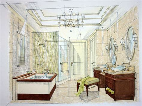 Master Bathroom Layouts with Placement Ideas   Fortikur