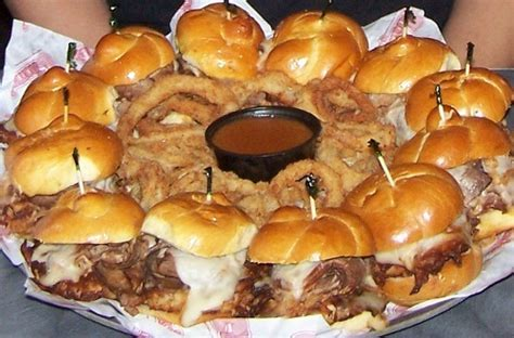 America?s Biggest Food Challenges  Would You Dare to Take