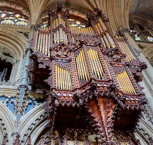 Ely Cathedral - The Organ