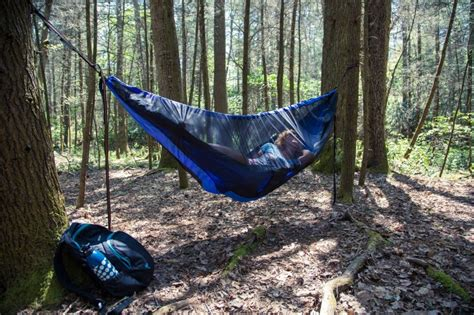 hammock gear underquilt new products from the outdoor retailer summer market