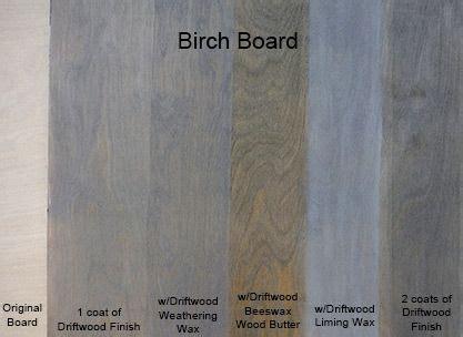 driftwood weathering wood finish   easy diy driftwood