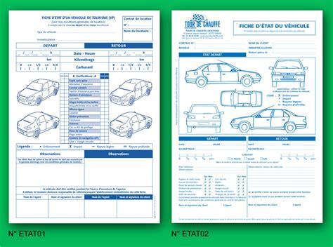 modele contrat de location voiture impression personnalis 233 e couverture de constat amiable
