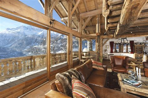 Luxury ski holiday at Chalet Merlo, French Alps « Adelto
