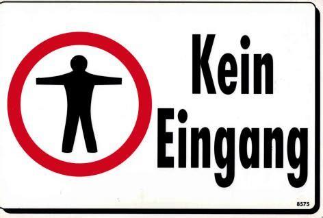 Schilder Kein Günstig & Sicher Kaufen Bei Yatego