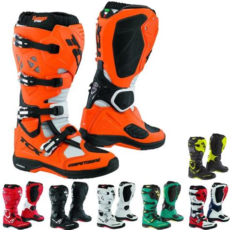 italian motocross boots tcx comp evo michelin boot review top line mx boot