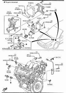 2001 mazda millenia timing belt diagram imageresizertoolcom With mazda tribute 2 5l engine parts schematic diagram car parts diagram