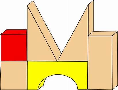 Blocks Clip Unit Vector Svg