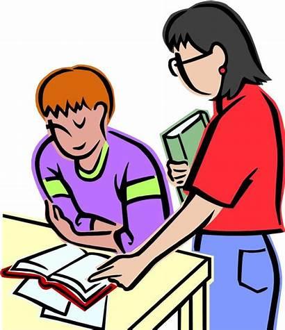Teacher Cliparts Help Test Study Teaching College