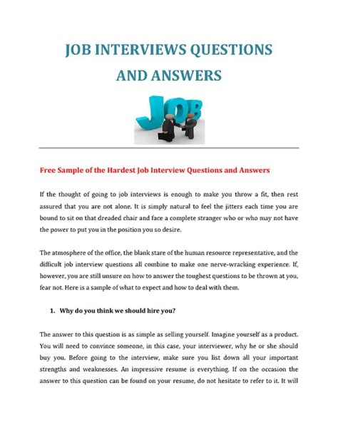 interview for hr position questions and answers the gallery for gt job interview questions and answers