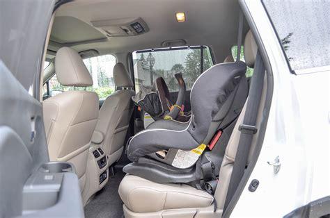 honda pilot long term road test  car seats