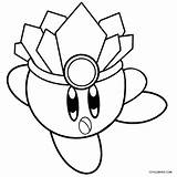 Kirby Coloring Pages Ice Cube Printable Drawing Knight Cool2bkids Sheets Stagecoach Games Colouring Super Meta Dragon Cartoon Cool Adult Colors sketch template