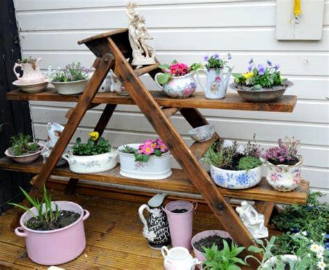 Gartendeko Aus Holz Selber Machen|30 Kreative Ideen Fr