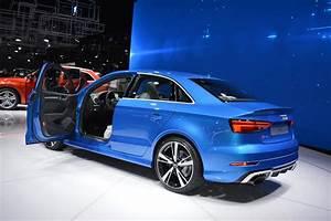 Audi Paris : webloganycar audi s first rs3 saloon paris auto show blog ~ Gottalentnigeria.com Avis de Voitures