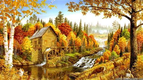 Autumn Landscape Wallpaper (69+ Images