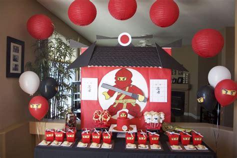 lego ninjago birthday party ideas photo    catch