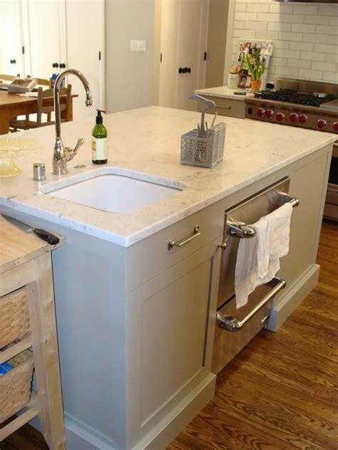 extra sink  dishwasher drawers   island great