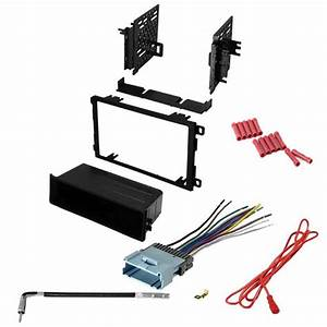 Gskit951 Car Stereo Installation Kit For 2000
