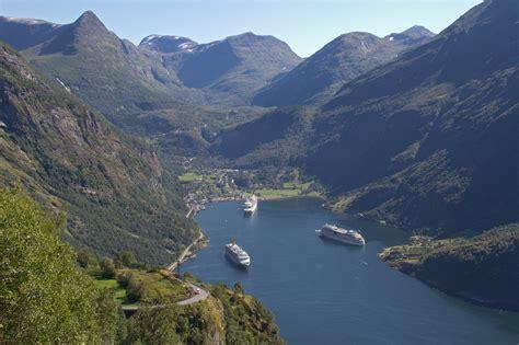 Geirangerfjord Fjord In Norway Thousand Wonders