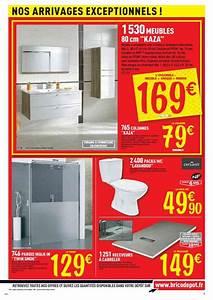 Brico Depot Meuble De Salle De Bain : arrivages meubles salle de bains brico d p t ~ Dailycaller-alerts.com Idées de Décoration