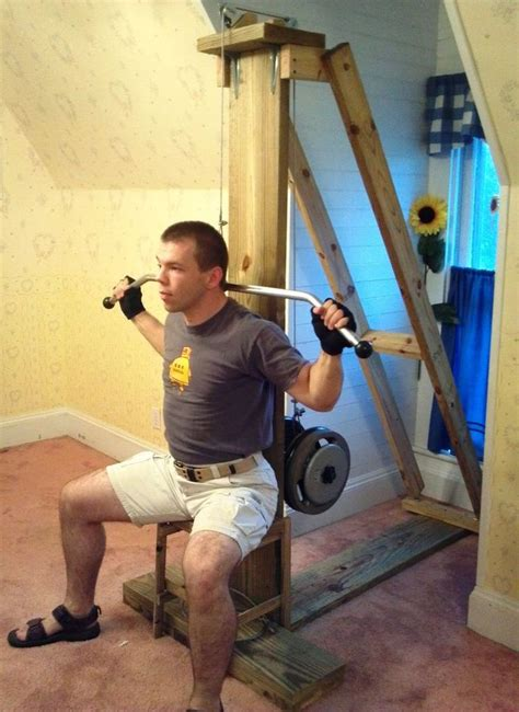 diy fitness equipment images  pinterest home gyms workouts  exercise equipment