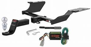 Curt Class 3 Receiver Hitch  U0026 Complete Tow Package For 97