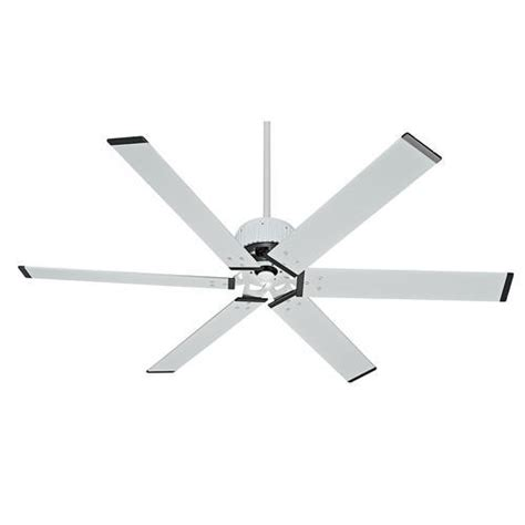 "Hunter 72 "" Industrial Matte White Damprated Ceiling Fan. Modern Bathtubs. Ashland Glass. Industrial Chic. Sewing Room Designs. High Ceiling Curtains. Modern Pool. 48 Inch Soaking Tub. Average Coffee Table Size"
