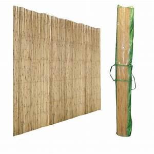 Pare Vue Pas Cher : brise vue canisse roseau naturel toile d 39 ombrage 1 x 5 ~ Premium-room.com Idées de Décoration