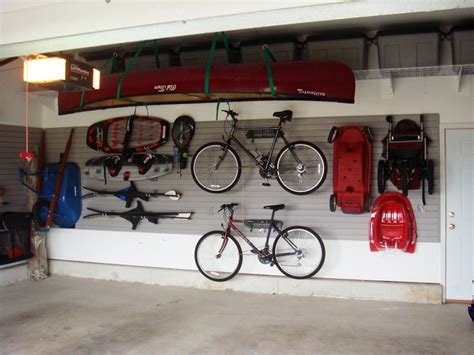Custom Garage Storage Systems