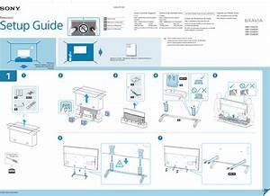 Sony X950h Manual