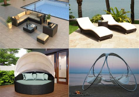 understanding the different types of outdoor furniture