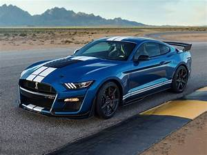 2020 Ford Shelby GT500 Base 2dr Coupe Pricing and Options