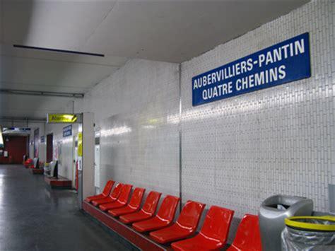 porte de pantin metro m 233 tro de ligne 7