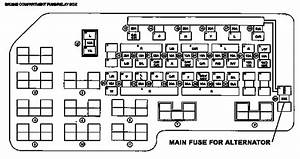 2006 Kia Optima Fuse Box Diagram