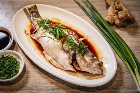 steamed  fish   ginger garlic scallion