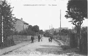 Piscine Cormeilles En Parisis : photos et cartes postales anciennes de cormeilles en ~ Dailycaller-alerts.com Idées de Décoration