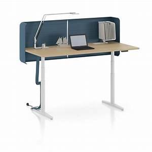 Ikea Höhenverstellbarer Schreibtisch : tyde h henverstellbarer schreibtisch 160x80cm vitra ~ A.2002-acura-tl-radio.info Haus und Dekorationen