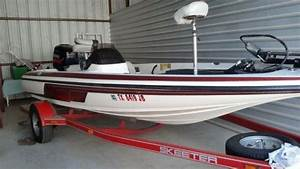 1999 Skeeter Sx186 Bass Boat For Sale In Cypress  Texas