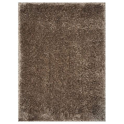 loloi rugs taupe cozy shag rug bed bath
