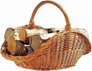 Panier Pour Bois : 10 astuces pour ranger ses bois de chauffage bois de chauffage ~ Teatrodelosmanantiales.com Idées de Décoration
