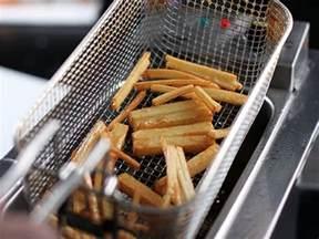 cuisson des pommes de terre frites en 2 temps notre