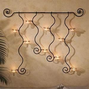 classy 60 rustic wrought iron wall decor inspiration With wrought iron wall decor ideas