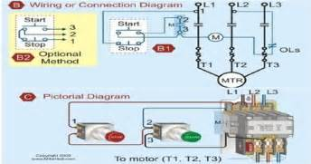 Types Motor Control Schematic Electrical Engineering