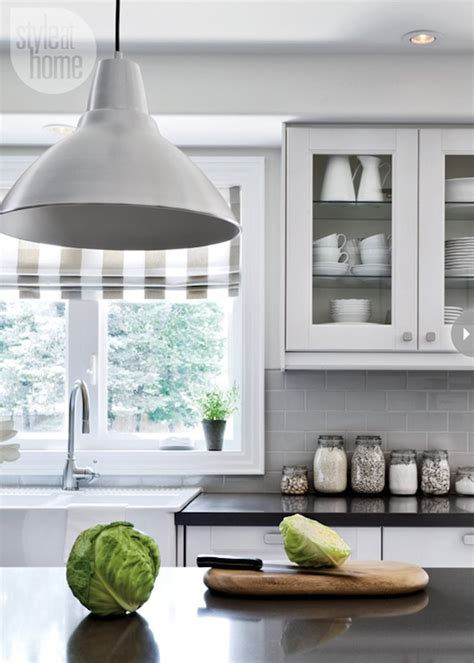 Ikea Foto Lamps  Transitional  Kitchen  Style At Home