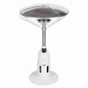 Chauffage De Terrasse Pas Cher : jocca parasol chauffant de table gaz chauffage de ~ Edinachiropracticcenter.com Idées de Décoration