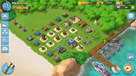 foto de Defense Strategy (HQ 5 8) Boom Beach All about the Game