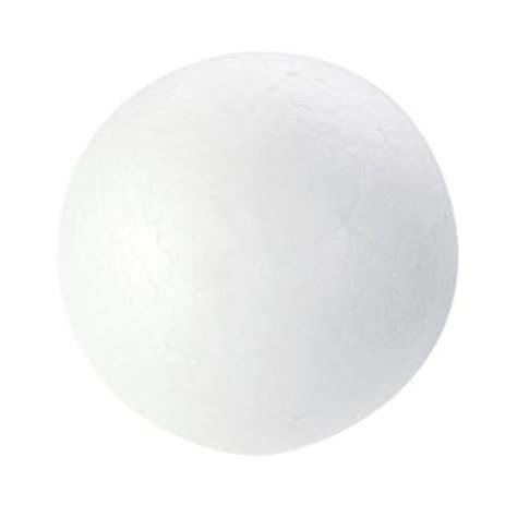 boule en polystyrene a decorer boule polystyr 232 ne 8 cm id 233 e d 233 co pas cher