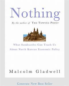 Malcolm Gladwell Book Generator