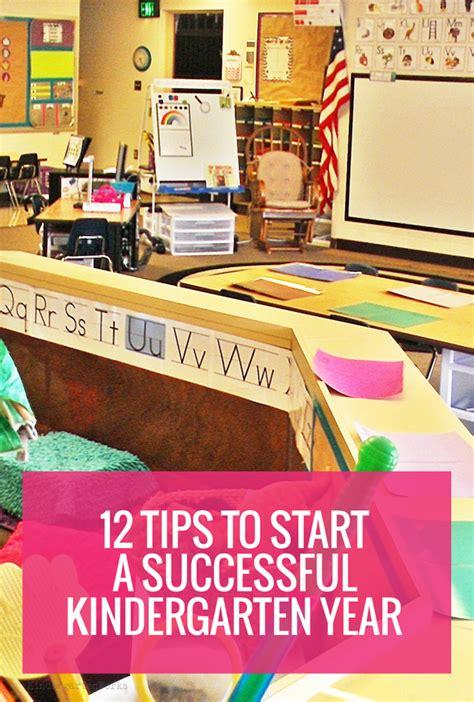 12 tips to start a successful kindergarten year 952 | How to Start Kindergarten Successfully
