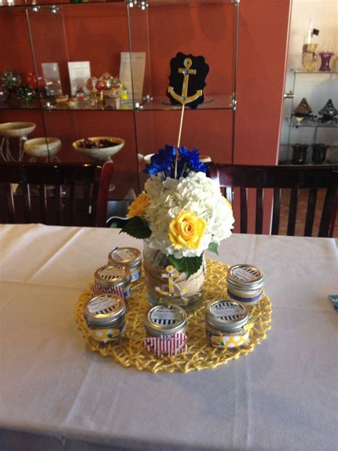 nautical flower arrangements 17 best images about etna baby shower on 1049